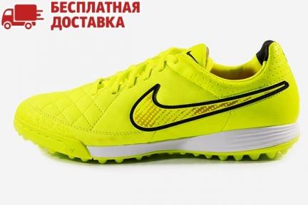 Сороконожки Nike Tiempo Legacy TF (631517-770)
