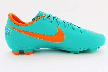 Футбольные бутсы детские Nike JR Mercurial Victory III FG (509134-486)