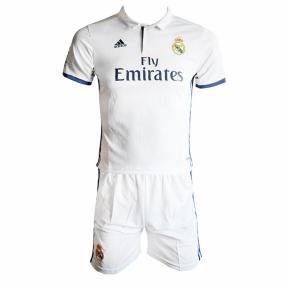 Детская футбольная форма Реал Мадрид 2016/2017 (JR Real home 2016/2017)