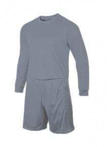 Вратарская форма Playfootball (GKPL-grey)