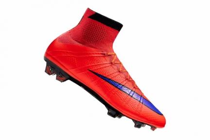 Футбольные бутсы Nike Mercurial Superfly FG (641858-650)