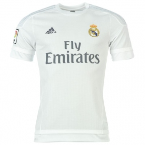Футболка Real Madrid stadium (home 2015/16)