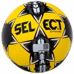Футбольный мяч SELECT Dynamic yellow (099500)
