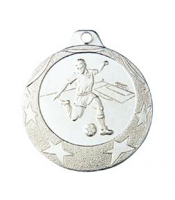 Спортивная медаль IL001 40ММ серебро