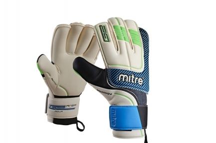 Вратарские перчатки MITRE Anza G2 Aqua (GL241)