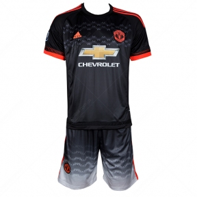 Футбольная форма Manchester United third 2015/16 replica (Mun Un th 15/16 replica)