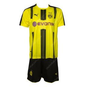 Футбольная форма Боруссии Дортмунд 2016/17 домашняя (FCBD 2016/2017 home)
