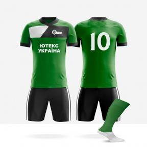 Футбольная форма на заказ Ютекс Украина
