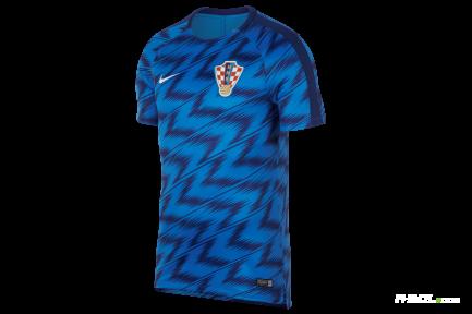 Футболка сборной Хорватии Чемпионат Мира 2018 тренировочная