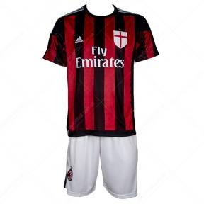 Футбольная форма Milan home 2015/2016 replica (milan h 15/16 replica)