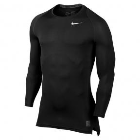 Компрессионная футболка Nike Pro Compression Long Sleeve Top (703088-010)