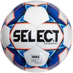 Мяч футбольный SELECT Diamond IMS (0855346002)