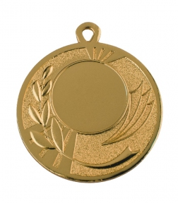 Спортивная медаль FE121 50ММ золото