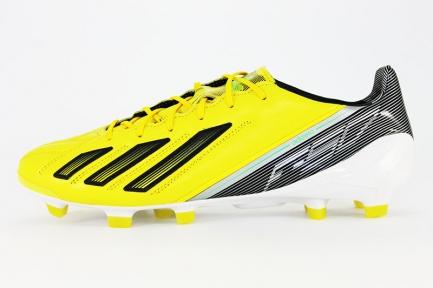 Футбольные бутсы Adidas F50 Adizero TRX FG (255)