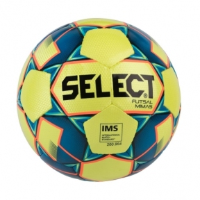 Футзальный мяч Select Mimas желтый (105343-yellow)