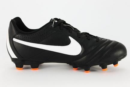 Детские футбольные бутсы Nike JR Tiempo Natural IV FG (454308-018)