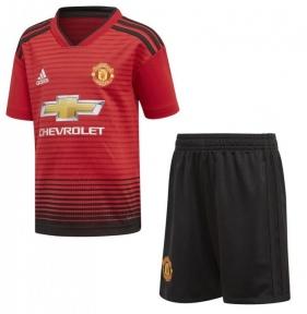 Футбольная форма Манчестер Юнайтед 2018/2019 stadium домашняя