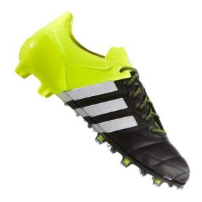 Футбольные бутсы Adidas ACE 15.1 FG/AG Leather (B32818)