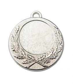 Спортивная медаль Z43 40 ММ серебро