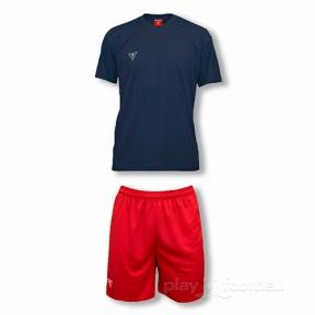 Футбольная форма Titar navy-blue red (Titar navy-blue red)