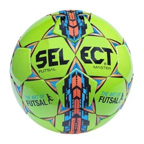 Футзальный мяч Select Futsal Master зеленый (104343-green)