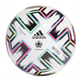 Футбольный мяч Adidas Uniforia Euro 2020 JR League 350g (FH7357)