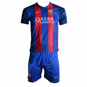 Детская футбольная форма Барселоны 2016/2017 (JR Barcelona home 2016/2017)