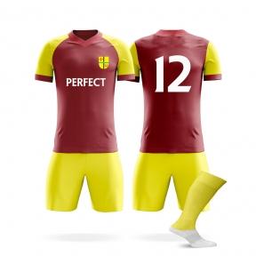 Футбольная форма на заказ Perfect (away)