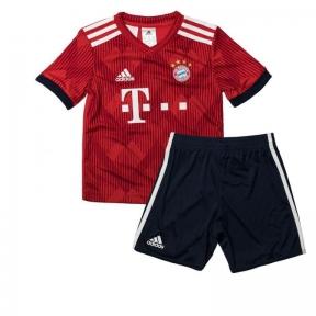 Детская футбольная форма Бавария 2018/2019 stadium домашняя