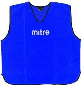 Футбольная манишка Mitre blue (Т21503RG2)