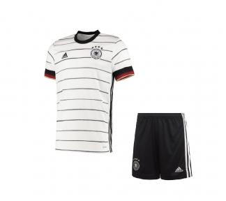 Футбольная форма сборной Германии на Евро 2020 домашняя белая