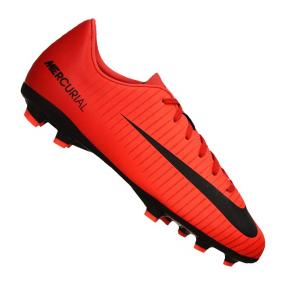 Футбольные детские бутсы Nike JR Mercurial Victory XI FG (831945-616)