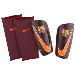 Футбольные щитки Nike Mercurial Lite Barcelona Shin Guards (SP2112-608)