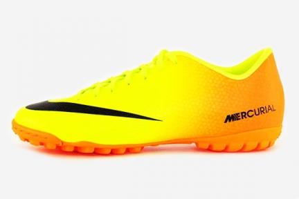 Сороконожки Nike Mercurial Victory IV TF (555615-708)