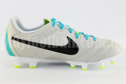 Детские футбольные бутсы Nike JR Tiempo Natural IV FG (454308-001)