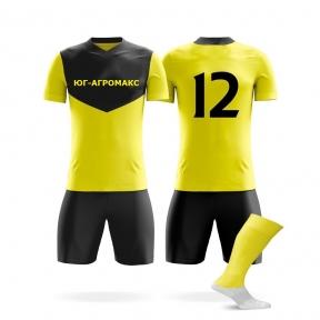Футбольная форма на заказ ЮГ-АГРОМАКС