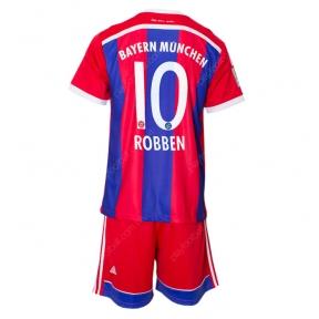 Футбольная форма Баварии 2014/2015 Роббен (Bayern 2014/2015 home replica Robben)