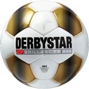 Футбольный мяч Derbystar Brillant TT gold (1711)