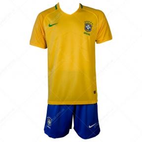 Футбольная форма сборной Бразилии дом (сб. Бразилии дом)