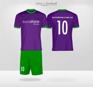 Футбольная форма на заказ Eurostone