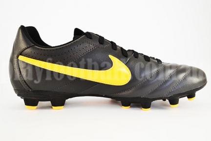 Футбольные бутсы Nike Tiempo Natural IV LTR FG (509085-080)
