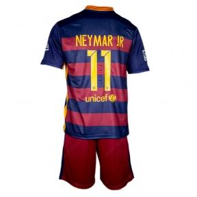 Футбольная форма Барселоны replica 2015/16 Неймар (Неймар replica home 15-16)