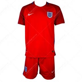 Футбольная форма сборной Англии Евро 2016 (away replica England)