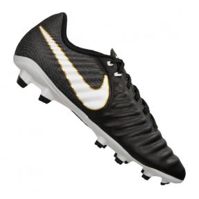Футбольные бутсы Nike Tiempo Ligera IV FG (897744-002)