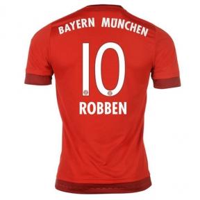 Футболка Bayern Munchen stadium home 2015/16 Robben 10