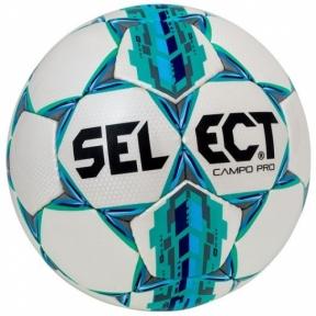 Футбольный мяч SELECT Campo Pro green (386000)
