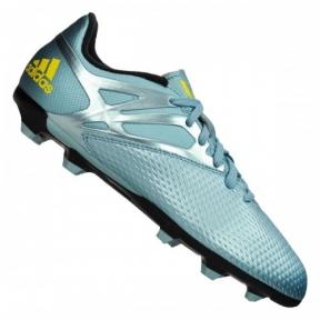 Футбольные детские бутсы Adidas Messi 15.3 FG/AG J (S81493)