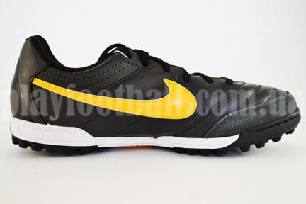 Детские сороконожки Nike JR Tiempo Natural IV LTR TF (509084-080)