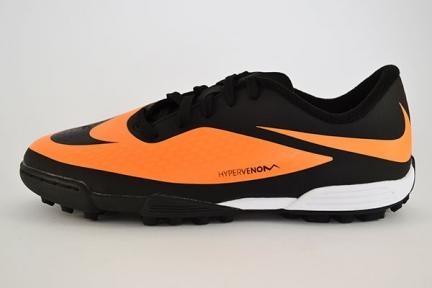 Детские сороконожки Nike JR HyperVenom Phade TF (599813-008)