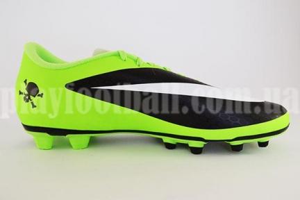 Футбольные бутсы Nike HyperVenom Phade FG (599809-310)